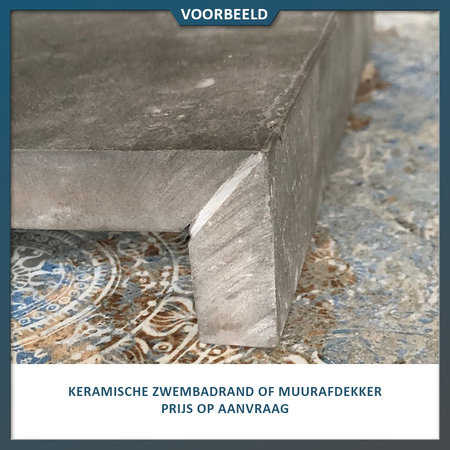 Castelvetro Keramische tegel houtlook Aequa Silva 40x120x2 cm
