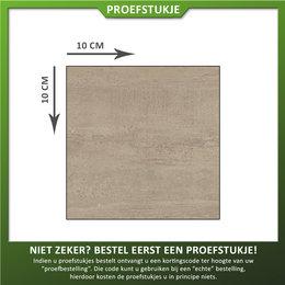 Castelvetro Proefstukje Keramische tegel Deck Muddy
