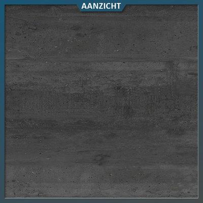 Castelvetro Keramische tegel Deck Black 40x120x2 cm
