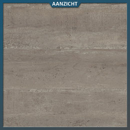 Castelvetro Keramische tegel Deck Dark Grey 40x120x2 cm