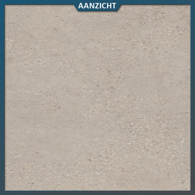 Castelvetro Keramische tegel Konkrete Grigio 100x100x2 cm