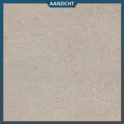 Castelvetro Keramische tegel Konkrete Grigio 60x60x2 cm