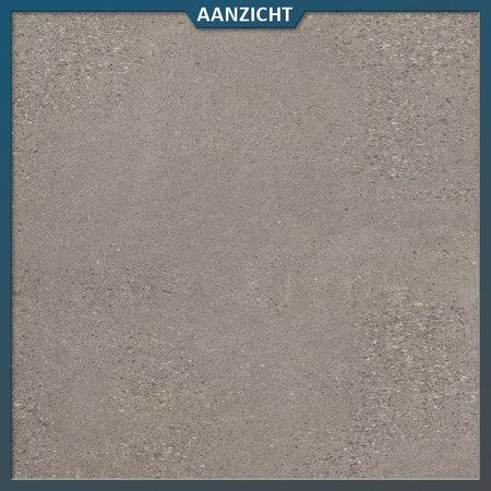 Castelvetro Keramische tuintegel Konkrete Cenere 60x60x2 cm