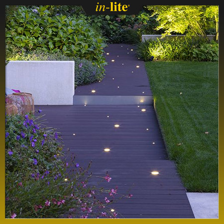 in Lite tuinverlichting Grondspot Fusion 22