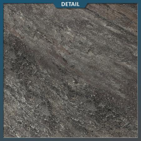 Castelvetro Keramische tuintegel 3 cm Gaja Dark