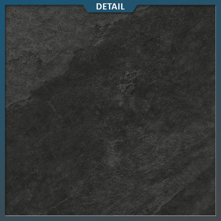 Castelvetro Keramische tuintegel 3 cm Interiorstone Nero
