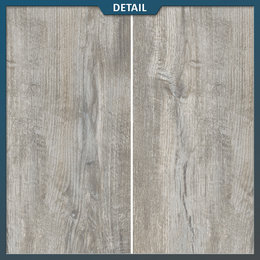 Castelvetro Keramische tuintegel 3 cm Rivawood Grey