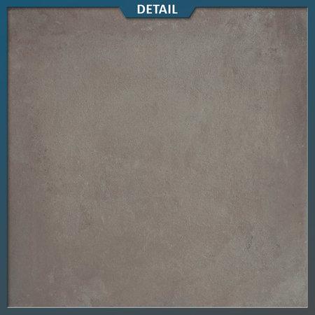 Castelvetro Keramische tuintegel Land Dark Grey 60x60x2 cm (Castelvetro)