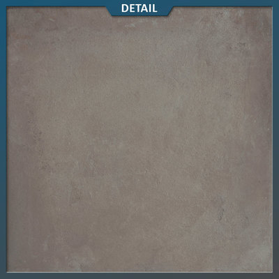 Castelvetro Keramische tegel Land Dark Grey 80x80x2 cm
