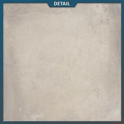 Castelvetro Keramische tegel Land Light Grey 80x80x2 cm