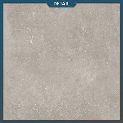 Castelvetro Keramische tegel Absolute Grigio 80x80x2 cm