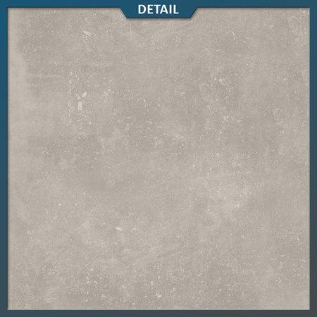 Castelvetro Keramische tegel Absolute Grigio 80x80x2 cm (Castelvetro)