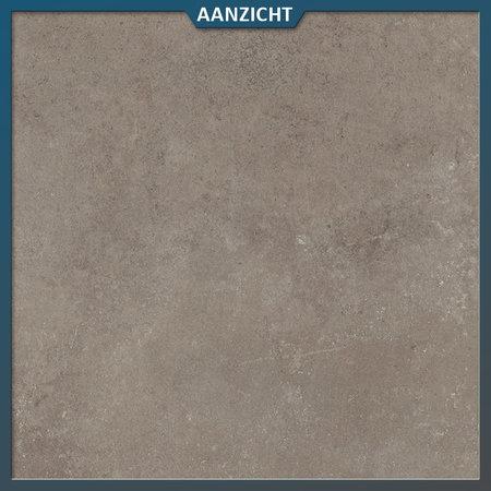 Castelvetro Keramische tuintegel Fusion Cemento 60x60x2 cm