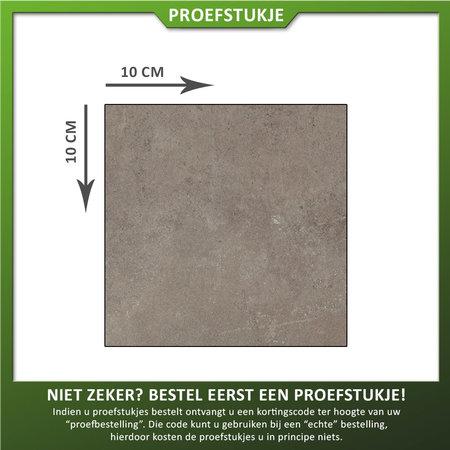Castelvetro Proefstukje keramische tegel Fusion Cemento