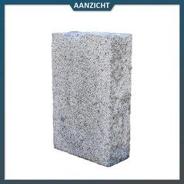 Natuursteenvoordelig Opsluitband Graniet Grijs Extra