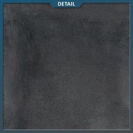 Castelvetro Partij - Keramische tegel Land Black 80x80x2 cm