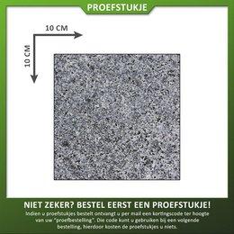 Natuursteenvoordelig Proefstuk Graniet Antra Gevlamd/geborsteld