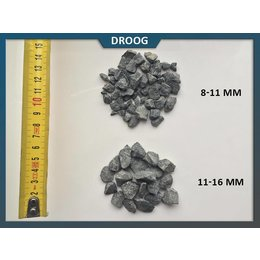 Natuursteenvoordelig Basalt split 11-16 mm