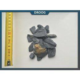 Natuursteenvoordelig Canadian slate black 30-60 mm