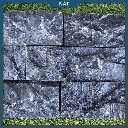 Natuursteenvoordelig Stapelblok Vietnamees Hardsteen 8x8x50 cm