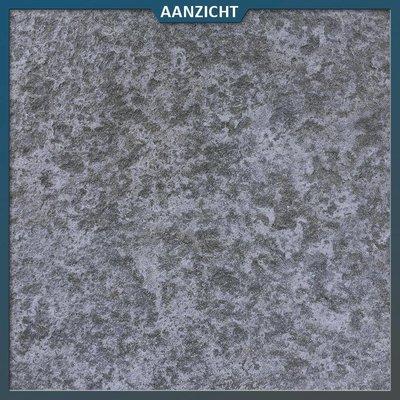 Natuursteenvoordelig Basalt Tegel Viëtnam Gevlamd/geborsteld