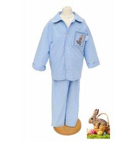 """Tavolino Pyjama """"Chambray-Hase"""""""