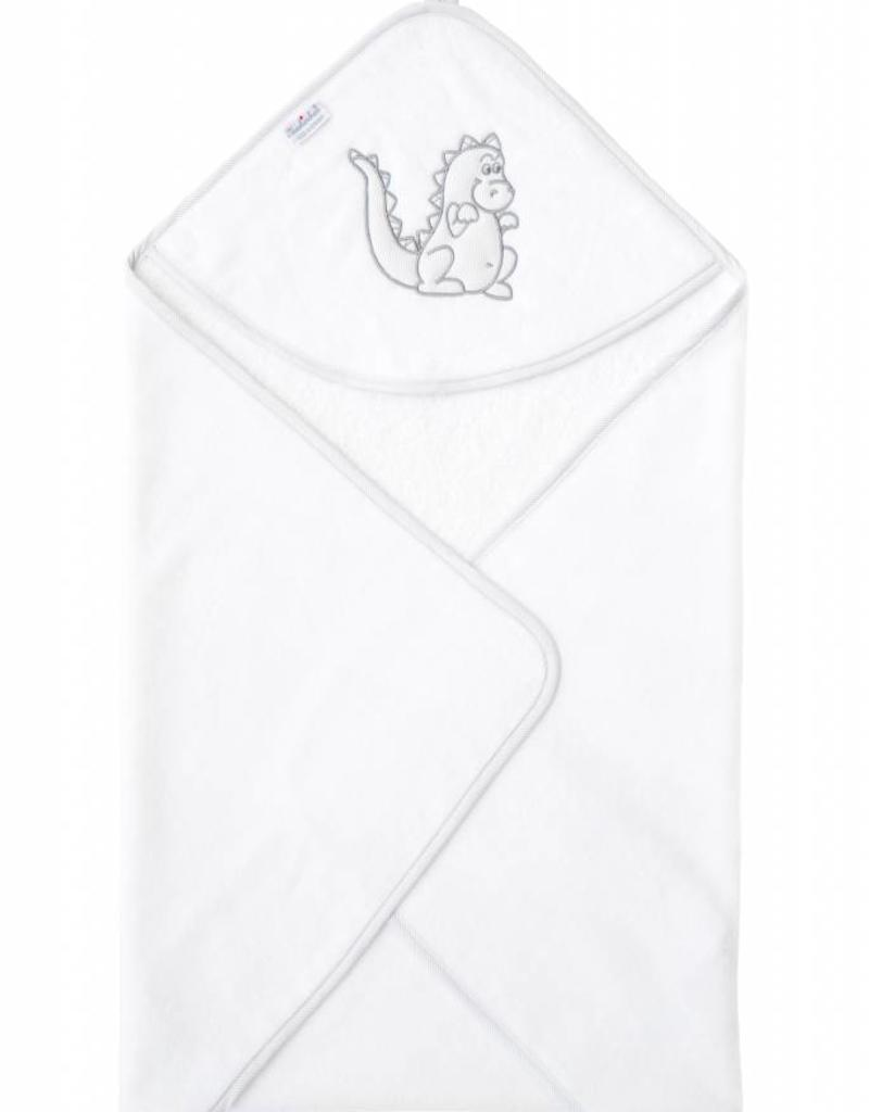 Tavolinchen Kapuzenbadetuch »Dino«