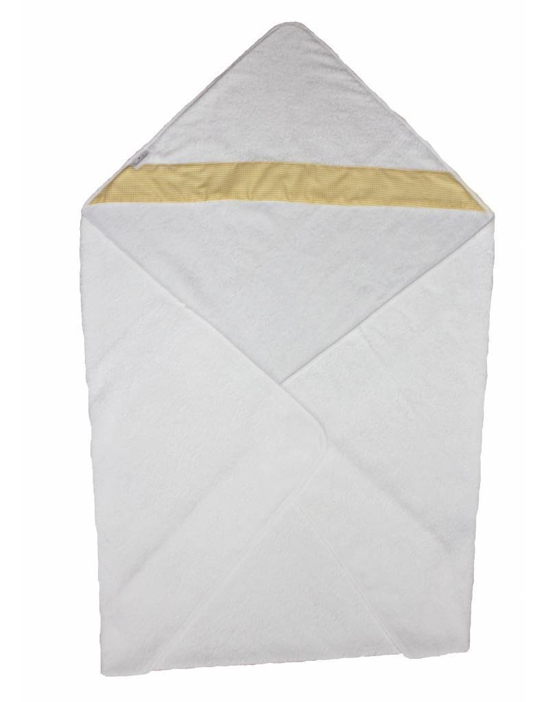 Tavolinchen Kapuzenbadetuch »Vichykaro«