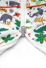Tavolinchen Frottierschlafsack »Dschungel«