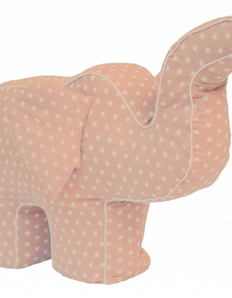 """TAVO Elefanten-Kuschelkissen """"Sterne"""""""