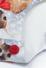 """Tavolinchen Daunenschlafsack """"Weihnachts-Bambi"""""""