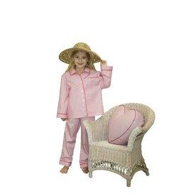TAVO Pyjama »Boluda Streifen«