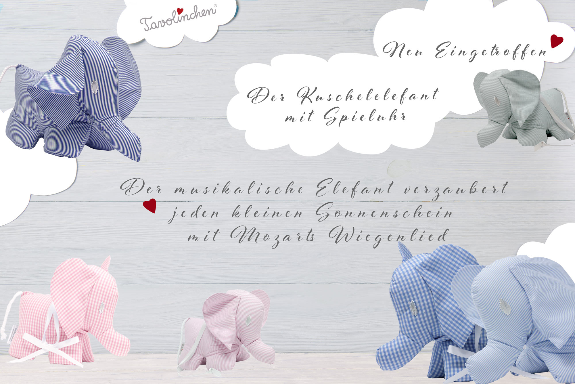 ♥ Der musikalische Elefant ♥