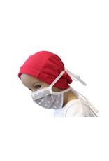 Tavolinchen  Mund-Nasen-Maske aus Stoff  für Kinder zum Binden