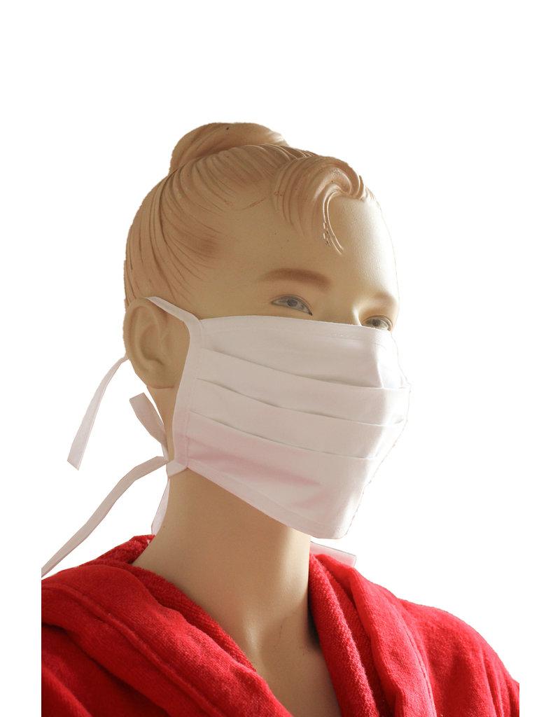 TAVO  Mund-Nasen-Maske aus Stoff  für Erwachsene zum Binden