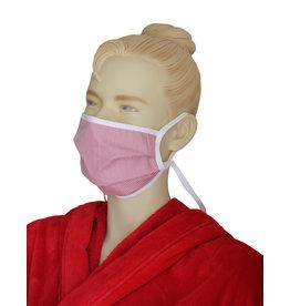 """TAVO Umhänge-Mund-Nasen-Maske """"Boluda"""" für Erwachsene (2Stück/ Umhängen)"""