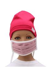 """Tavolinchen  Umhänge-Mund-Nasen-Maske """"Boluda"""" aus Stoff  für Kinder zum Umhängen und Hochklappen (Verpackungseinheit =2 Stück)"""