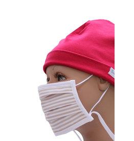 """Tavolinchen Umhänge-Mund-Nasen-Maske """"klassischer Streifen"""" für Kinder (2Stück/ Umhängen)"""