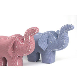 "TAVO Elefanten-Kuschelkissen ""TwistKaro"""