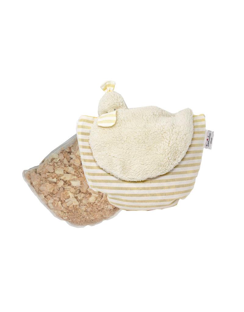 Tavolinchen Zirben-Schmusekissen Ente