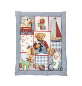 "Tavolinchen Playpen insert ""The bear in the dungarees"""