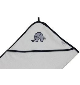 """Tavolinchen Kapuzenbadetuch """"Elefant"""" ( Velour)"""