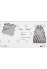 Tavolinchen Kapuzenbadetuch »Sterne«