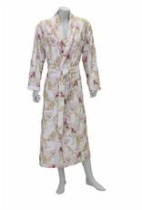 TAVO Schalkragen Bademantel »PinkyBell« für Damen