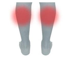 Vermoeide benen