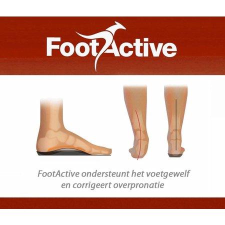 FootActive Nature Plus inlegzool
