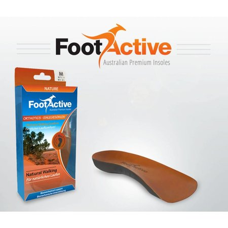 FootActive Nature inlegzool