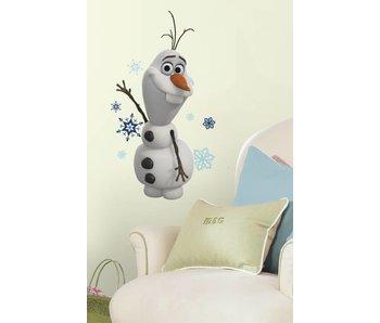 Olaf muursticker Disney Frozen