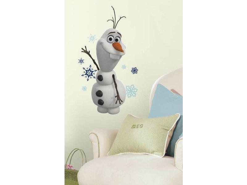 Disney Olaf muursticker Disney Frozen