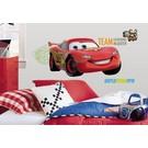 Disney Cars muursticker Lightning McQueen groot
